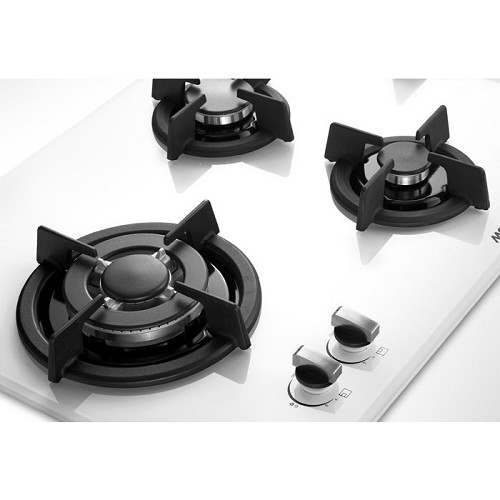 MODENA Built In Hobs [BH 1735] - White - Built in Hob